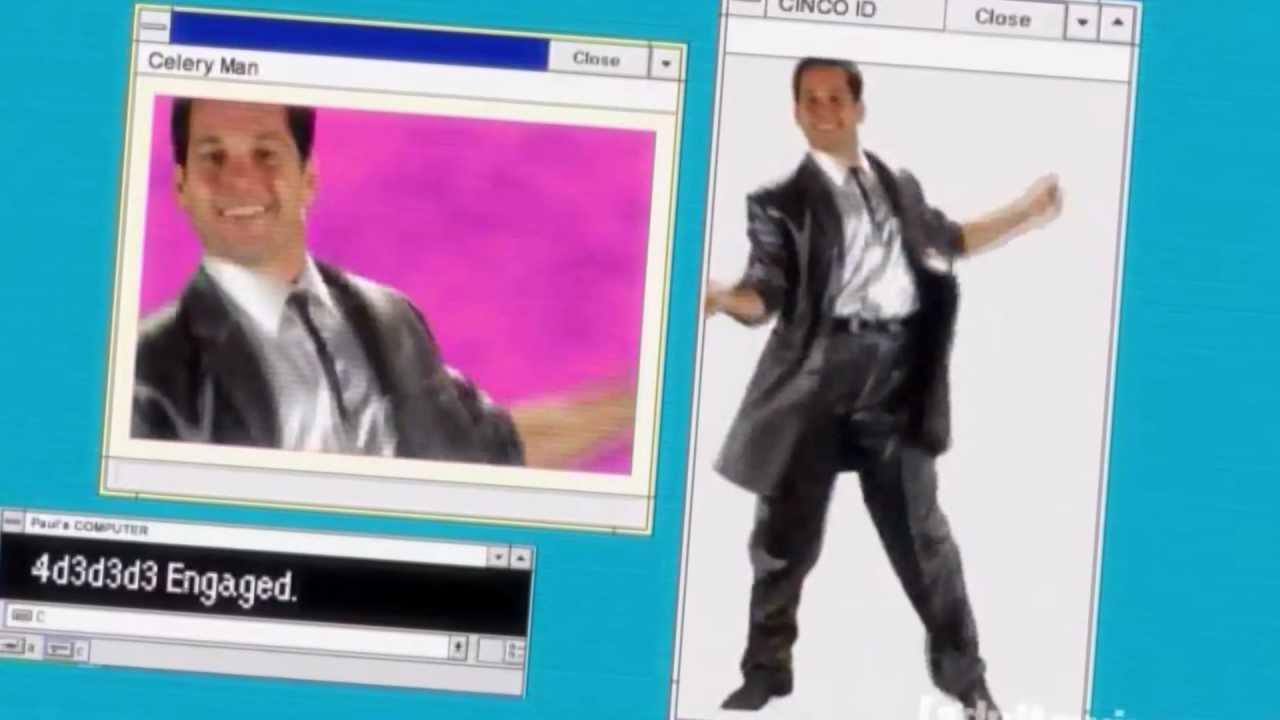 - Rudd Youtube Paul Dancing