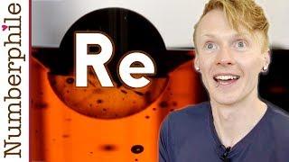 Reynolds Number - Numberphile