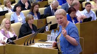 Жесткая реакция министра О.Ю.Васильевой на вопрос о зарплатах
