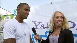 London Trey Songz interview Yahoo Wireless Festival