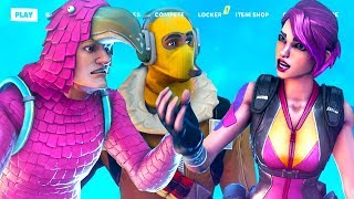 What Really Happens In The Fortnite Lobby (SFM Animation)
