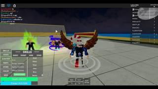 Liberei o Demon no Dragon ball Rage (Roblox)