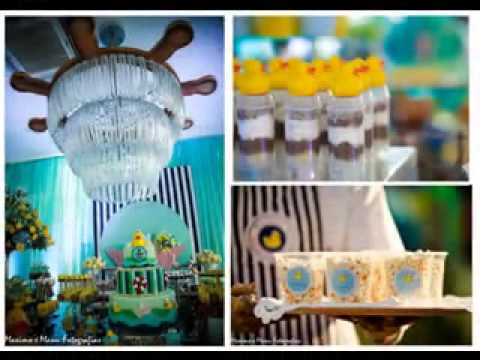 1st Birthday Party Decorations Ideas For Boys