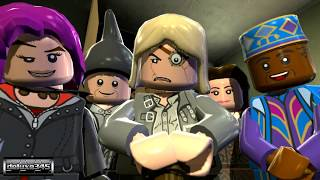lEGO Harry Potter Years 5-7 PC Demo - First Run Part 01