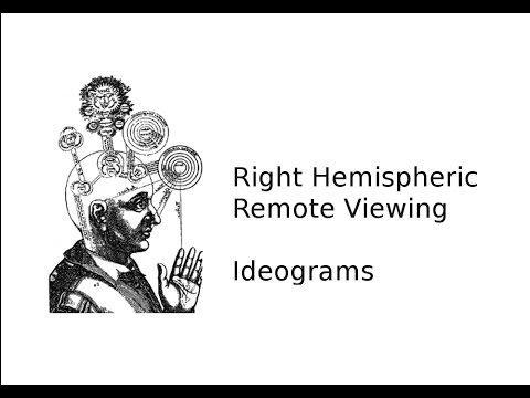 Quick And Dirty Remote Viewing Ideograms