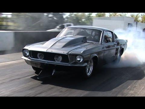 'HELLEANOR' TT Chevy Powered MUSTANG!!! 2000+hp