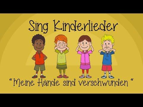 Meine Hände sind verschwunden - Kinderlieder zum Mitsingen | Sing Kinderlieder