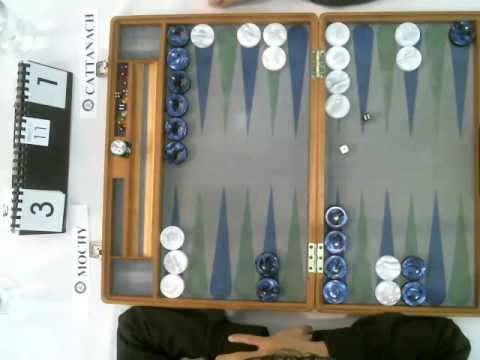 TXBG 2014 Mochy vs. Cattanach - Texas Championship Round 1