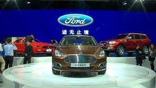 Auto: al salone di Pechino 'invasione' tedesca, debutta la Ferrari California