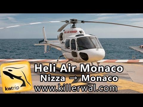 Full Flight with Heli Air Monaco - Nizza - Monaco