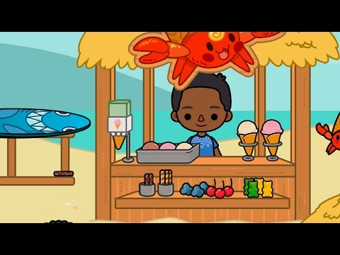 Toca Life: Vacation: review of new Toca Boca app for Android and iOS