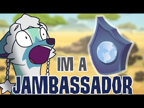 Animal Jam: I'M A JAMBASSADOR