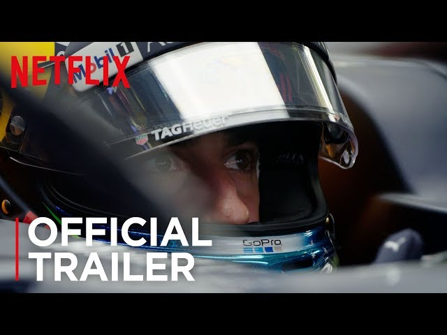 Formula 1: Drive to Survive | Official Trailer | Netflix