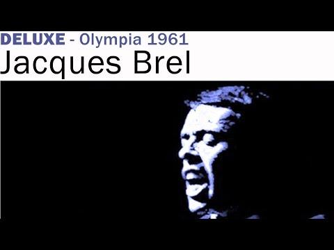 Jacques Brel - Les Prénoms De Paris