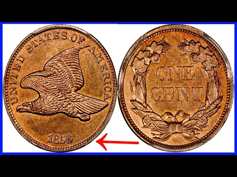 $22,000.00 PENNY! 1856 Flying Eagle SOLD  Coin Tutorial & Metal Detector Air Test  JD's Variety