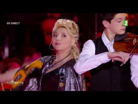 Elizabeth Vidal & Mathieu interprètent « La reine de la nuit » de Mozart - Prodiges