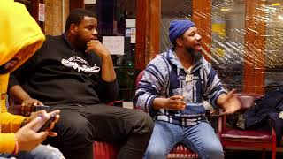 """MOOK ON BRIZZ SITUATION: """"EVERYBODY WANNA NOT BE P****!!!"""" 