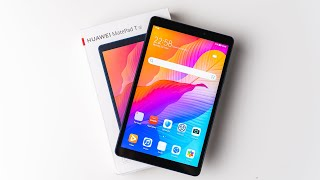 Huawei MatePad T8 Unboxing & Hands On: No Google :(
