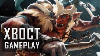 XBOCT (Troll Warlord) Gameplay Dota 2 MMR