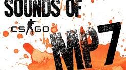 Sounds of CS:GO - MP7 (silenced)