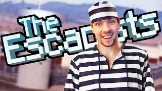 THIS PRISON'S HARD | The Escapists #12