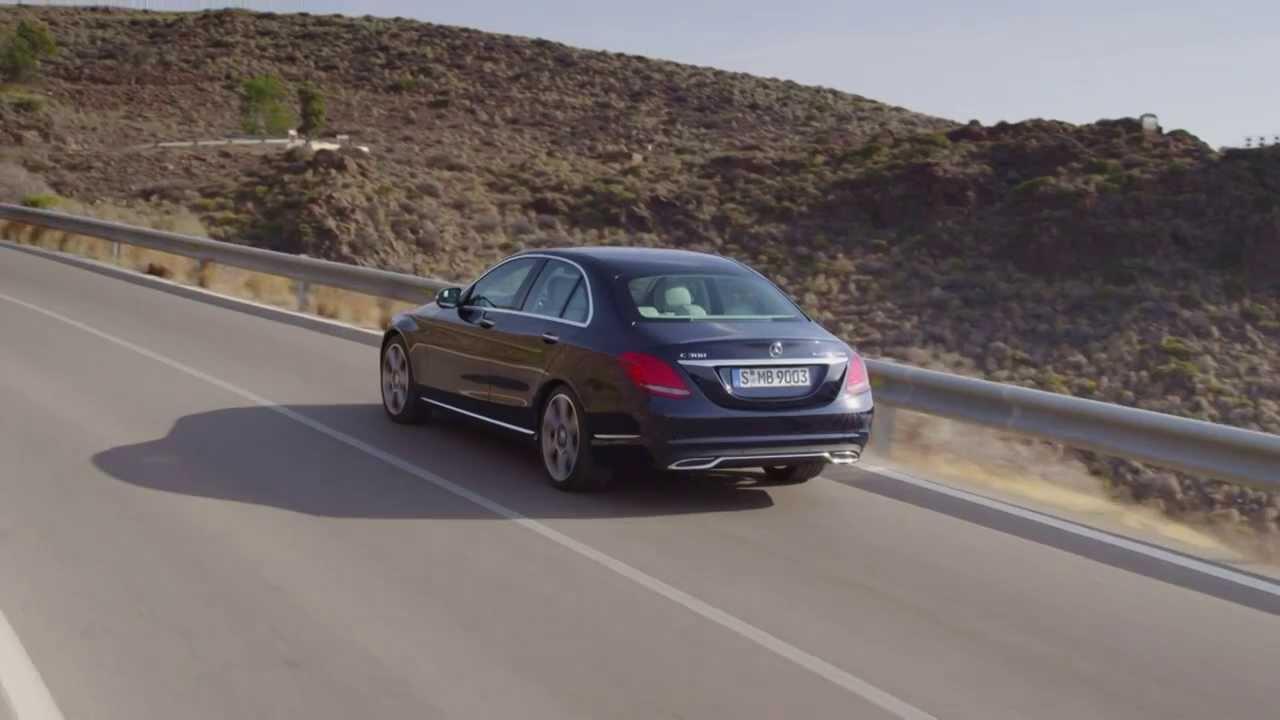 Yeni Mercedes C Serisi yolda test ediliyor // ototest.tv