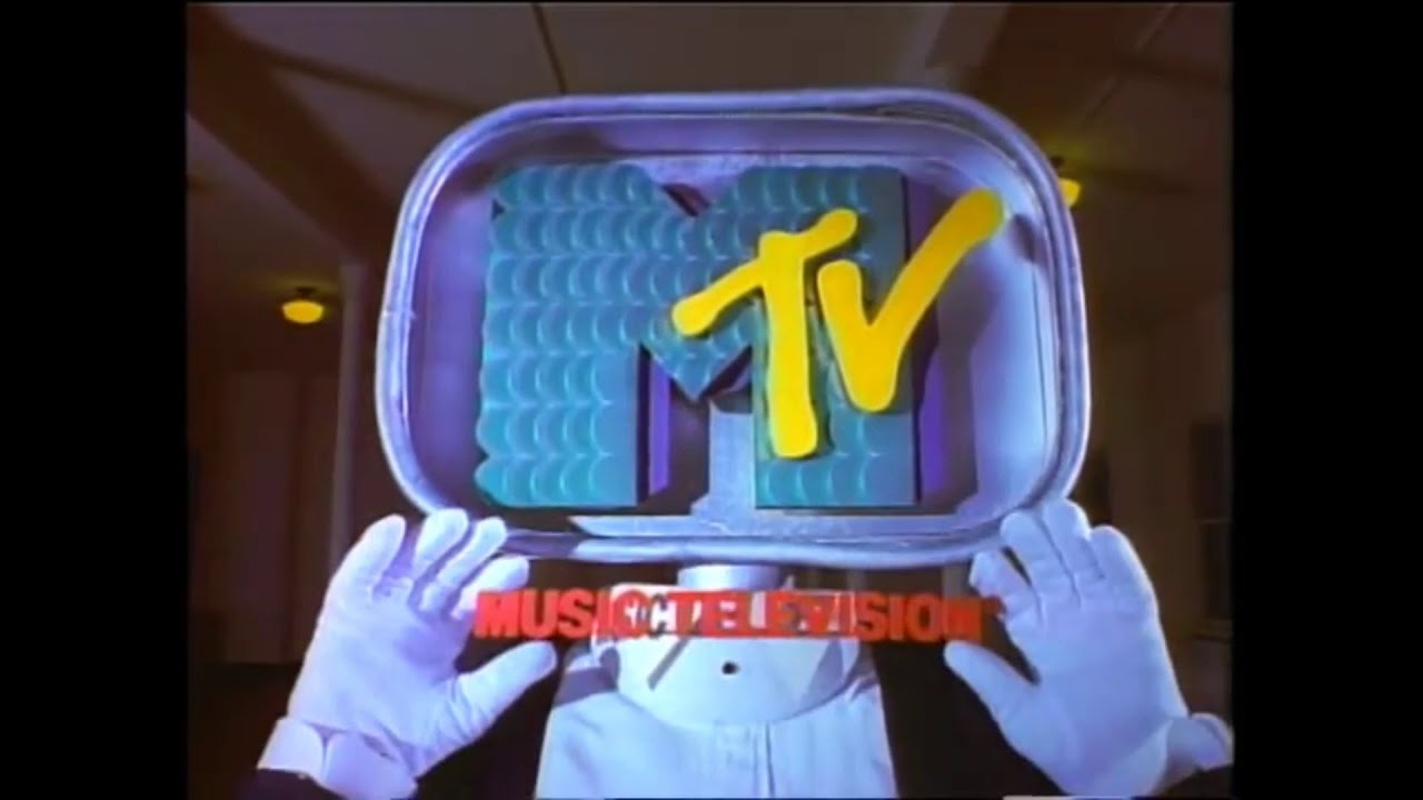 MTV ID - Butler (1987) - YouTube