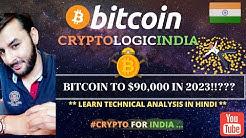 🔴 Bitcoin Analysis in Hindi l Bitcoin To $90,000 In 2023!?? (clickbait) l June 2020 Analysis l Hindi