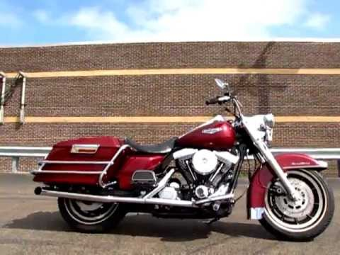 1997 Harley Davidson Touring Road King Flhr Us03001 Youtube Pictures