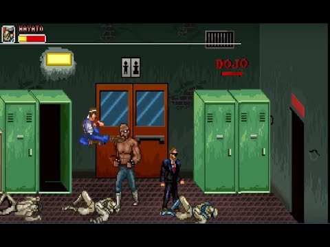 Double Dragon Fists Of Rage Game Download