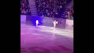 Kamila Valieva 4T turberidze show