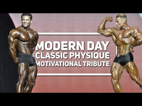 Modern Day Classic Physiques - Motivational Tribute