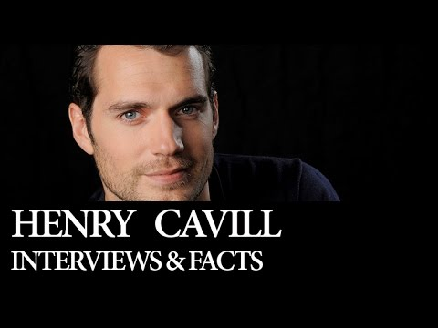 bio of henry cavill