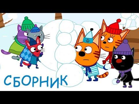 Мультфильм зимние игры