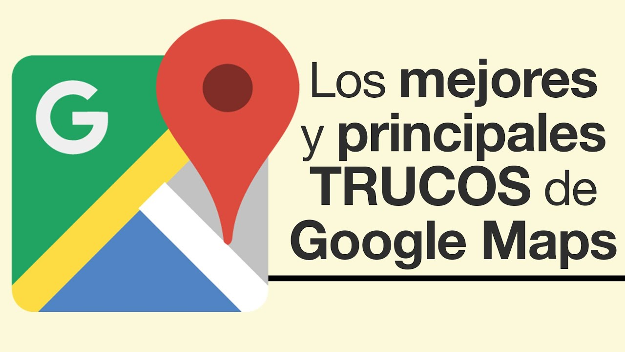 los principales trucos de google maps que deber as saber. Black Bedroom Furniture Sets. Home Design Ideas