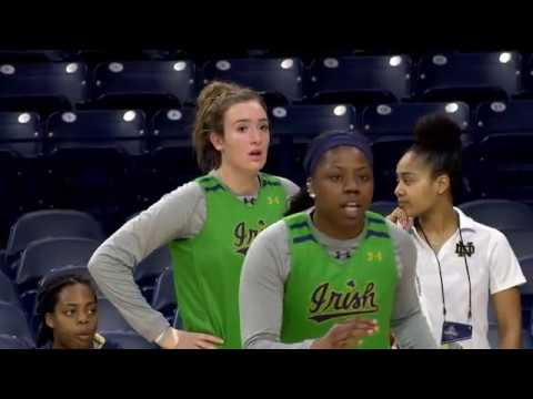 1-on-1 with Notre Dame head coach Muffet McGraw
