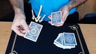 Find Cards BLINDFOLDED - Amazing Fooling Card Trick TUTORIAL