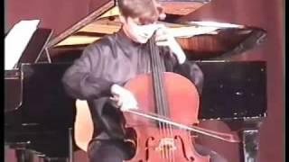 Schostakovich, Cello concerto No.1, in E flat major, op.107, Part 1, Allegretto