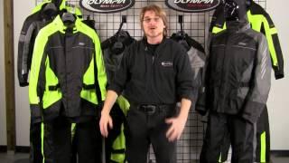 Olympia Moto Sports Horizon Rain suit