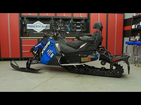 Simple Snowmobile Add Ons & Upgrades
