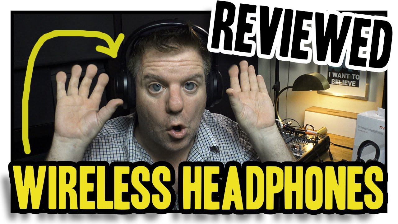 thomson wireless headphones manual