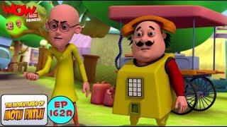 Download Video Telepon Motu - Motu Patlu dalam Bahasa - Animasi 3D Kartun MP3 3GP MP4
