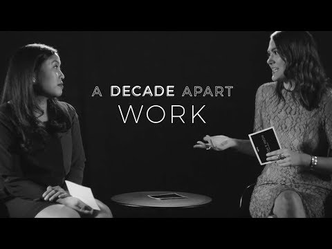 WORK | A Decade Apart | The Washington Post + The Lily