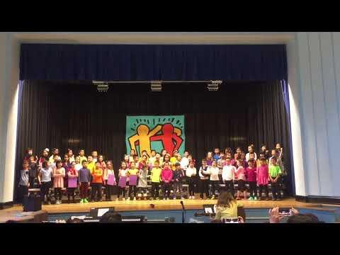 First grade show 2