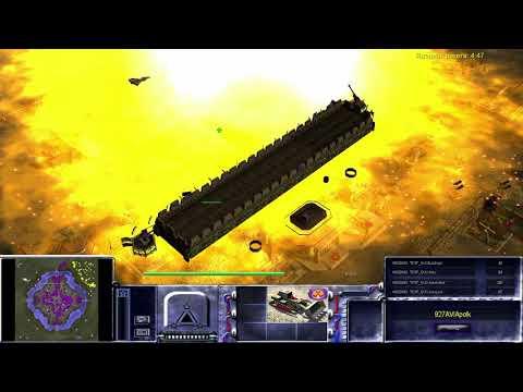 Сложный бот в Generals Project Raptor 9.1.13