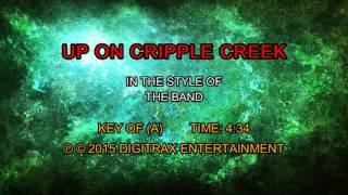 The Band - Up On Cripple Creek (Backing Track)