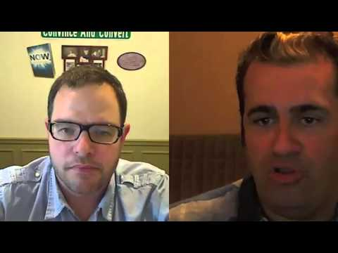 Jay Baer interviews Simon Salt, author of The Shorty Guide to Mobile Marketing