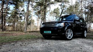 Range Rover Sport 5.0 V8 Supercharged Review - Hartvoorautos.nl - English Subtitled