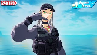 CHIGUSA SKIN GAMEPLAY / 11 Kills Solo Win Aggressive Gameplay + HANDCAM (Fortnite No Commentary, PC)