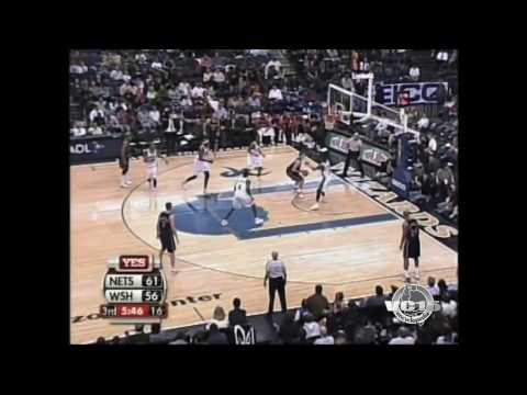 12.09.07 - VC vs Wizards 30pts (4/6 3-Pointers + Nice Reverse Dunk)